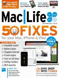 MacLife UK – Issue 132 – September, 2017 [PDF]