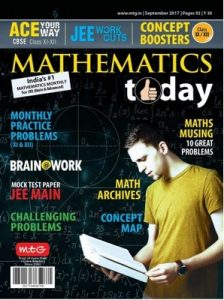 Mathematics Today – September, 2017 [PDF]