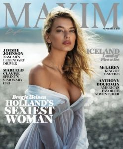 Maxim USA – September, 2017 [PDF]