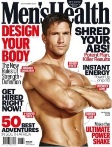 Men's Health South Africa – September, 2017 [PDF]