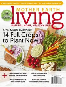 Mother Earth Living – September-October, 2017 [PDF]