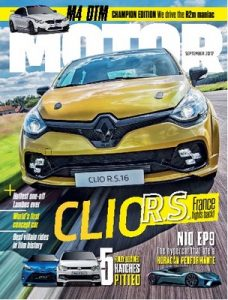 Motor South Africa – September, 2017 [PDF]