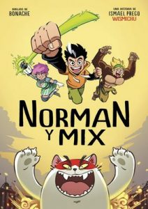 Norman y Mix – Wismichu [ePub & Kindle]