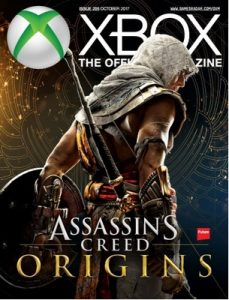 Official Xbox Magazine USA – Issue 205 – October, 2017 [PDF]
