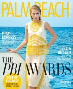 Palm Beach Illustrated – September, 2017 [PDF]