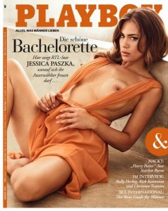 Playboy Germany – August, 2017 [PDF]