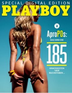 Playboy Germany Special Digital Edition – AproPos, 2017 [PDF]