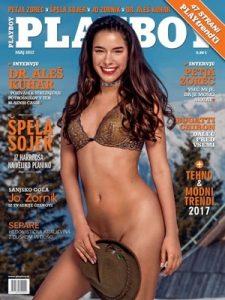 Playboy Slovenija – Maj, 2017 [PDF]
