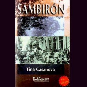 Sambiron – Tina Casanova [Narrado por Recorded Books] [Audiolibro] [Español]