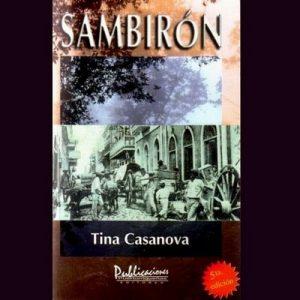 Sambiron – Tina Casanova [Narrado por Recorded Books] [Audiolibro] [Español]