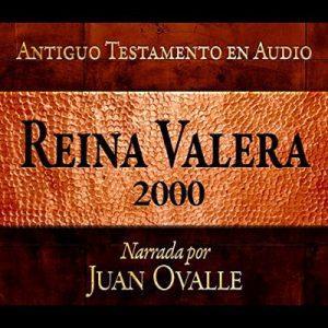 Santa Biblia – Reina Valera 2000 Antiguo Testamento en audio – Juan Ovalle [Narrado por Juan Ovalle] [Audiolibro] [Español]