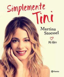 Simplemente Tini – Martina Stoessel [ePub & Kindle]