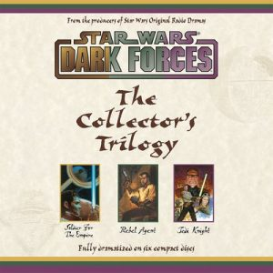 Star Wars: Dark Forces Collector's Trilogy (Dramatized) – William C. Dietz [Narrado por HighBridge] [Audiolibro] [English]