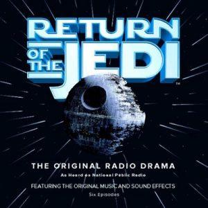 Star Wars: Return of the Jedi (Dramatized) – George Lucas [Narrado por Anthony Daniels, Ed Asner] [Audiolibro] [English]