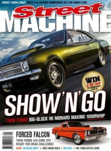Street Machine Australia – September, 2017 [PDF]