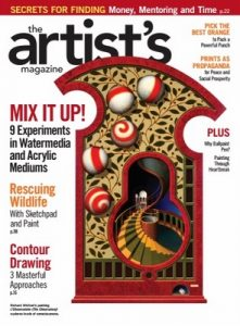 The Artist's Magazine – October, 2017 [PDF]