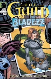 The Guild – Bladezz (2011) [PDF]