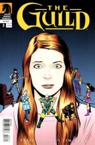 The Guild, Issue 3 – Felicia Day (2010) [PDF]