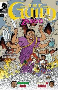 The Guild – Zaboo (2011) [PDF]