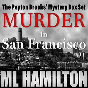 The Peyton Brooks' Mysteries Box Set – M.L. Hamilton [Narrado por Kelley Hazen Storyteller Productions] [Audiolibro] [Englishl]