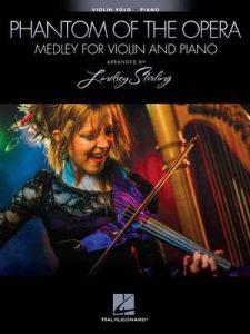 The Phantom of the Opera: Medley for Violin and Piano – Lindsey Stirling [ePub & Kindle] [English]