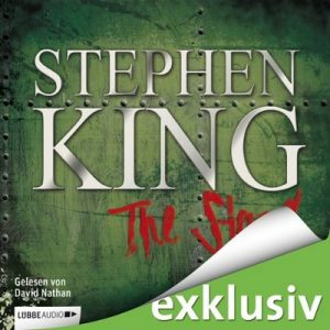 The Stand: Das letzte Gefecht – Stephen King [Narrado por David Nathan] [Audiolibro] [German]