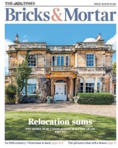 The Times – Bricks and Mortar – 25 August, 2017 [PDF]