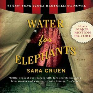Water for Elephants – Sara Gruen [Narrado por David LeDoux, John Randolph Jones] [Audiolibro] [English]