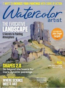 Watercolor Artist – October, 2017 [PDF]