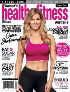 Women's Health & Fitness Australia – September, 2017 [PDF]