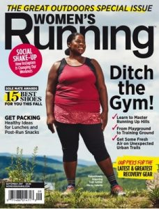 Women's Running USA – September, 2017 [PDF]