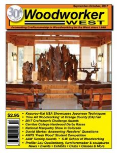 Woodworker West – September-October, 2017 [PDF]