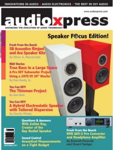 audioXpress – September, 2017 [PDF]