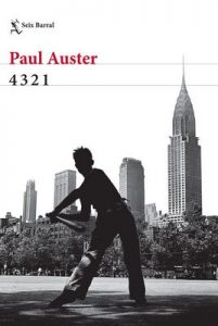 4 3 2 1 (Versión española) – Paul Auster, Benito Gómez Ibáñez [ePub & Kindle]