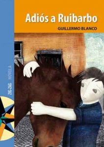 Adiós a Ruibarbo – Guillermo Blanco [ePub & Kindle]
