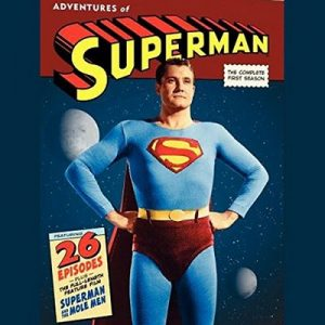 Adventures of Superman, Vol. 1 – Adventures of Superman [Narrado por Radio Spirits, Inc.] [Audiolibro] [English]