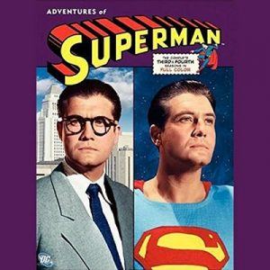 Adventures of Superman, Vol. 4 – Adventures of Superman [Narrado por Radio Spirits, Inc.] [Audiolibro] [English]