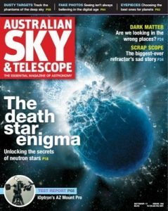 Australian Sky & Telescope – October, 2017 [PDF]