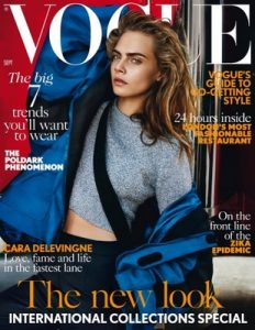 British Vogue – September, 2016 [PDF]