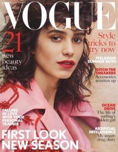 British Vogue – August, 2017 [PDF]