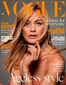 British Vogue – July, 2017 [PDF]