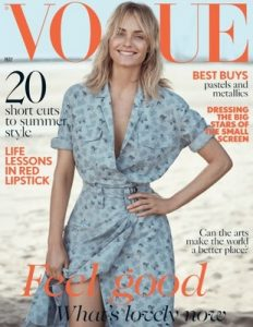 British Vogue – May, 2017 [PDF]
