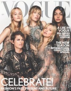 British Vogue – September, 2017 [PDF]