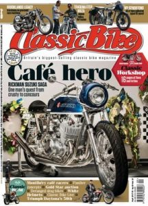 Classic Bike UK – Issue 452 – September, 2017 [PDF]