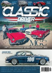 Classic Driver – Issue 74 – September-October, 2017 [PDF]