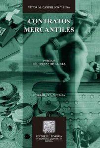 Contratos mercantiles (Biblioteca Jurídica Porrúa) – Víctor M. Castrillón y Luna [ePub & Kindle]