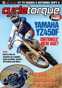 Cycle Torque – September, 2017 [PDF]