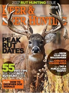 Deer & Deer Hunting – October, 2017 [PDF]