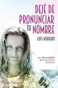 Dejé de pronunciar tu nombre – Luis Herrero [ePub & Kindle]
