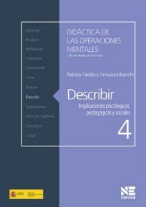 Describir: Implicaciones psicológicas, pedagógicas y sociales (Didáctica de las operaciones mentales nº 4) – Ferruccio Biancci, Sara Alcina Zayas [ePub & Kindle]